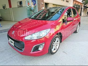 Foto venta Auto usado Peugeot 308 - (2015) color Bordo precio $439.000