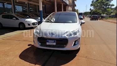 Foto venta Auto usado Peugeot 308 - (2014) color Blanco precio $395.000