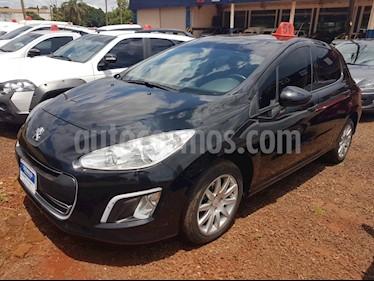 Foto venta Auto usado Peugeot 308 - (2014) color Negro precio $395.000