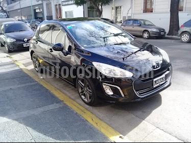 Foto venta Auto usado Peugeot 308 - (2014) color Negro precio $459.000