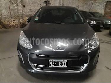 Foto venta Auto Usado Peugeot 308 - (2012) color Gris Oscuro precio $240.000