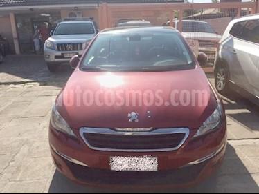 Foto venta Auto usado Peugeot 308 1.2L Allure Pack Puretech Aut (2016) color Rojo precio $9.000.000