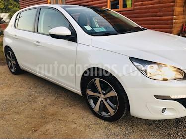 Peugeot 308 1.6L Allure BlueHDi 120HP  usado (2016) color Blanco Nacarado precio $9.190.000