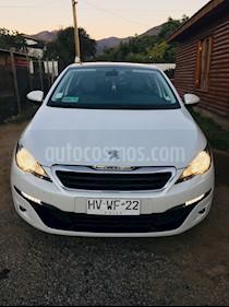 Foto venta Auto usado Peugeot 308 1.6L Allure BlueHDi 120HP  (2016) color Blanco Nacarado precio $9.390.000