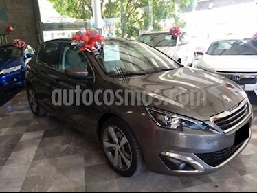 Foto venta Auto usado Peugeot 308 5p Feline L4/1.6/T Aut (2016) color Gris precio $249,000
