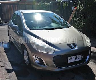 Foto venta Auto usado Peugeot 308 Active 1.6L VTi  (2013) color Gris Vapor precio $5.500.000