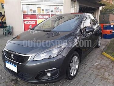 Foto venta Auto usado Peugeot 308 Active HDi (2016) color Gris precio $430.000