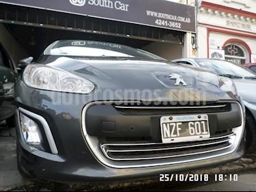 Foto venta Auto usado Peugeot 308 Active NAV (2014) color Gris Oscuro precio $382.000