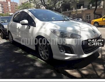 Foto venta Auto usado Peugeot 308 Active NAV (2013) color Blanco precio $320.000