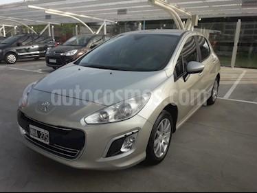 Foto venta Auto usado Peugeot 308 Active NAV (2013) color Gris Claro precio $350.000