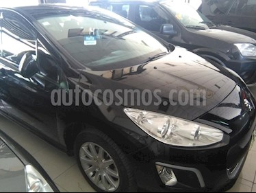 Foto Peugeot 308 Active NAV usado (2014) color Negro precio $490.000