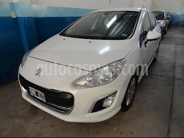 Peugeot 308 Active NAV usado (2015) color Blanco precio $490.000