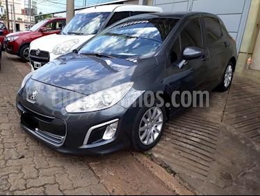 Foto venta Auto usado Peugeot 308 Active NAV (2012) color Gris Oscuro precio $290.000