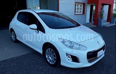 Peugeot 308 Active NAV usado (2013) color Blanco precio $460.000