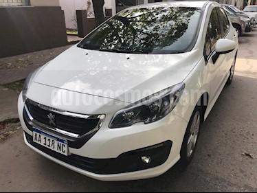 Foto venta Auto usado Peugeot 308 Active NAV (2016) color Blanco precio $510.000