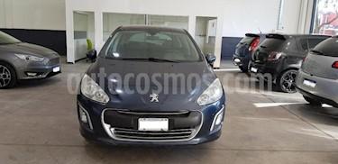 Foto venta Auto usado Peugeot 308 Active NAV (2014) color Azul precio $390.000