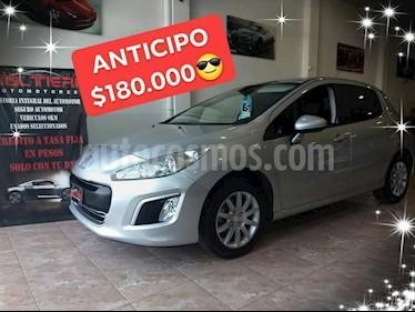 Foto venta Auto usado Peugeot 308 Active NAV (2015) color Gris Claro precio $180.000