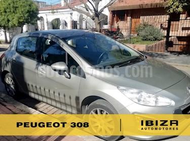 Foto venta Auto usado Peugeot 308 Active NAV (2014) color Gris Claro precio $369.000