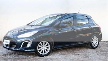 Foto venta Auto usado Peugeot 308 Active (2015) color Azul Bourrasque precio $435.000