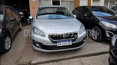 foto Peugeot 308 Active usado (2016) color Gris Aluminium precio $385.000