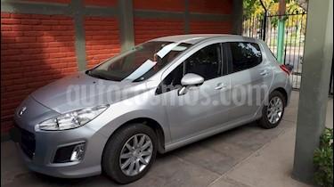 Foto venta Auto usado Peugeot 308 Active (2015) color Gris Aluminium precio $480.000