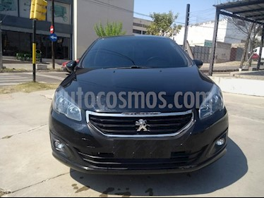 Peugeot 308 Active usado (2016) color Negro precio $680.000