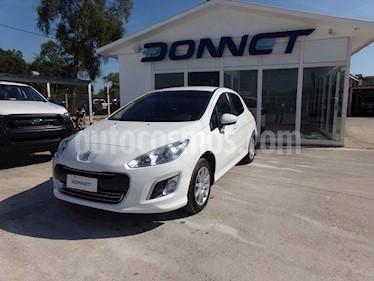 Foto venta Auto usado Peugeot 308 Active (2014) color Blanco Banquise precio $312.000