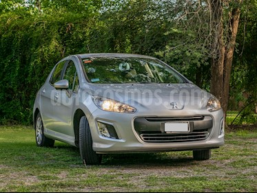 Foto venta Auto usado Peugeot 308 Active (2014) color Gris Aluminium precio $335.000