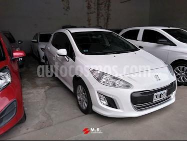Foto venta Auto usado Peugeot 308 Active (2013) color Blanco Banquise precio $360.000