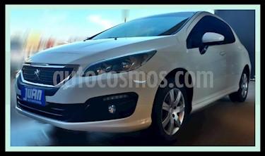 Peugeot 308 Active usado (2015) color Blanco precio $615.000