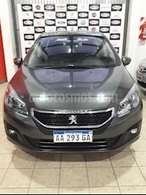 Foto venta Auto usado Peugeot 308 Allure HDi NAV (2016) color Gris Oscuro precio $550.000