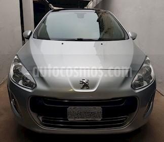 Foto venta Auto usado Peugeot 308 Allure HDi NAV (2015) color Gris Claro precio $449.000