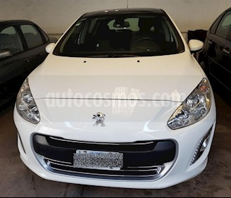 Foto venta Auto usado Peugeot 308 Allure HDi NAV (2013) color Blanco precio $380.000