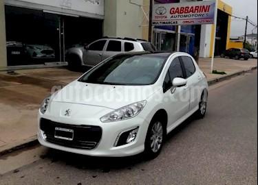 Foto venta Auto usado Peugeot 308 Allure HDi NAV (2014) color Blanco precio $470.000