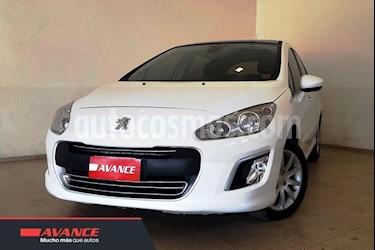 Foto venta Auto Usado Peugeot 308 Allure HDi NAV (2012) color Blanco precio $367.000