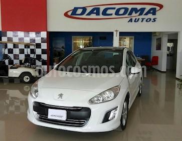 Foto venta Auto usado Peugeot 308 Allure HDi NAV (2013) color Blanco