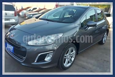 Foto venta Auto usado Peugeot 308 Allure HDi NAV (2014) color Gris Oscuro precio $535.000