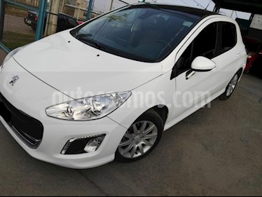Foto venta Auto usado Peugeot 308 Allure HDi NAV (2014) color Blanco precio $445.000
