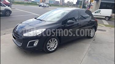 Foto venta Auto Usado Peugeot 308 Allure HDi NAV (2013) color Negro precio $325.000