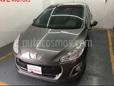 Peugeot 308 Allure HDi NAV usado (2012) color Gris precio $483.000