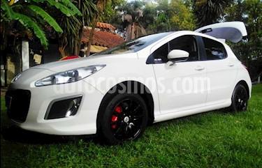 Peugeot 308 Allure NAV usado (2012) color Blanco precio $330.000