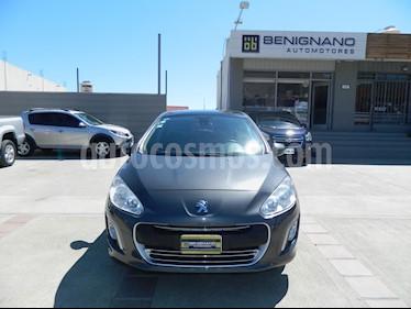 Foto venta Auto usado Peugeot 308 Allure NAV (2013) color Gris precio $369.000