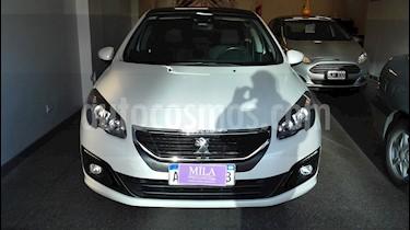 Foto venta Auto usado Peugeot 308 Allure NAV (2016) color Blanco Nacre precio $538.000