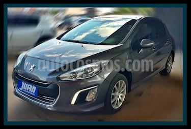 Foto venta Auto usado Peugeot 308 Allure (2014) color Gris Oscuro precio $500.000