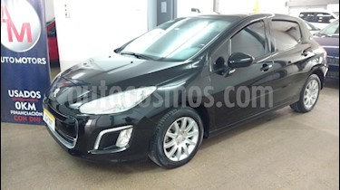 Foto venta Auto Usado Peugeot 308 Allure (2013) color Negro precio $340.000