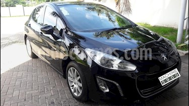 Foto venta Auto usado Peugeot 308 Allure (2013) color Negro precio $375.000