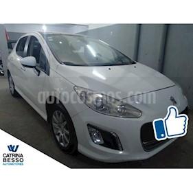 Foto Peugeot 308 Allure usado (2014) color Blanco precio $489.000