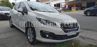 Foto venta Auto usado Peugeot 308 Allure (2016) color Blanco precio $470.000