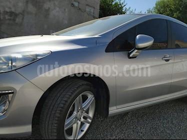 Peugeot 308 Allure usado (2015) color Gris Claro precio $400.000