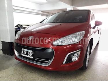 Foto venta Auto usado Peugeot 308 Allure (2013) color Rojo Lucifer precio $184.500